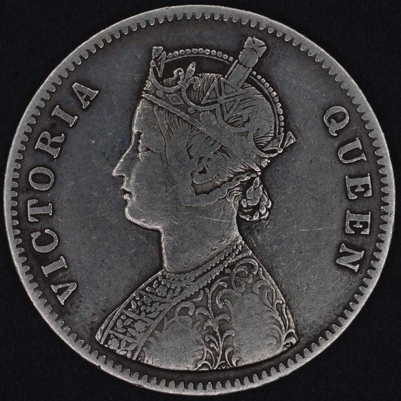 1862 Victoria Queen